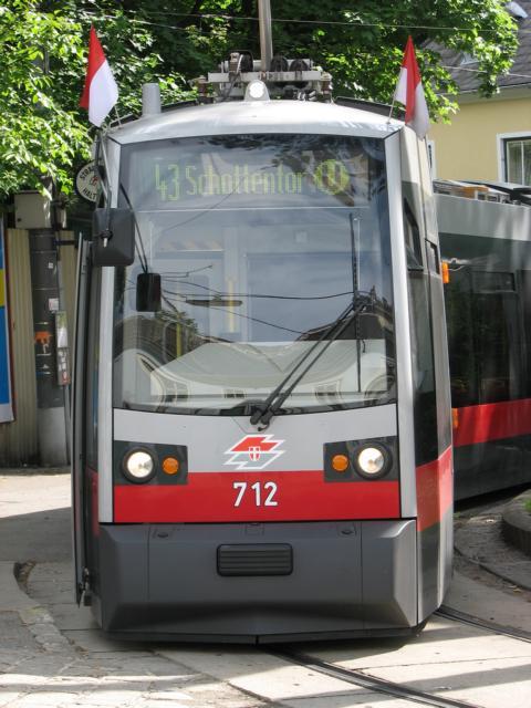 Oetk Klosterneuburg Blaue Markierung Neuwaldeggendstation Linie